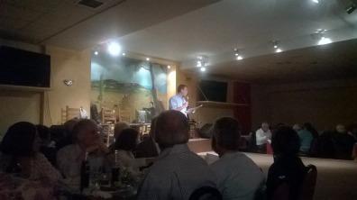Χαιρετισμός του Ανδρεά Καραβίδα, Υποψήφιου Δήμαρχου Ζωγράφου με τη Λαϊκή Συσπείρωση